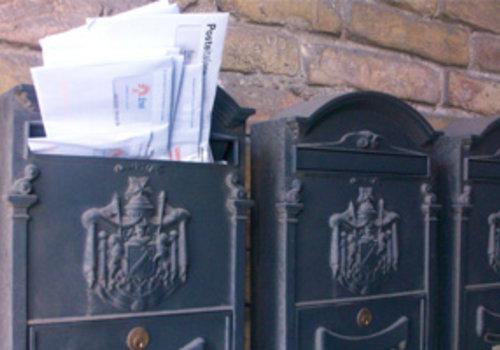 Servizio personalizzato di recapito corrispondenza for Recapito postale