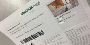 coupon groupon, acquisto groupon