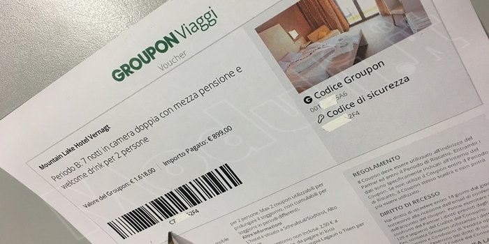Groupon Regalo Come Funziona.Coupon Groupon