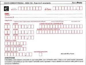 Modello f35 for Istruzioni compilazione f24 elide