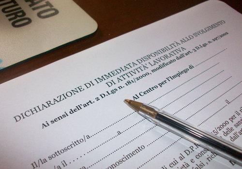 Ufficio Collocamento Per Disoccupazione : Disoccupazione obbligatoria la did online dall  zeta