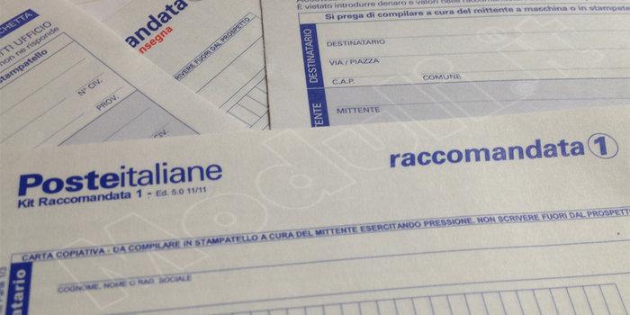 first rate buy presenting La posta raccomandata: tutto quello che c'è da sapere