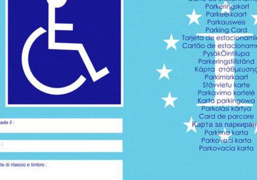 Legge 104, come richiedere il parcheggio disabili