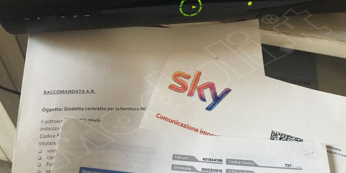 disdetta immediata Sky, come fare disdetta immediata Sky