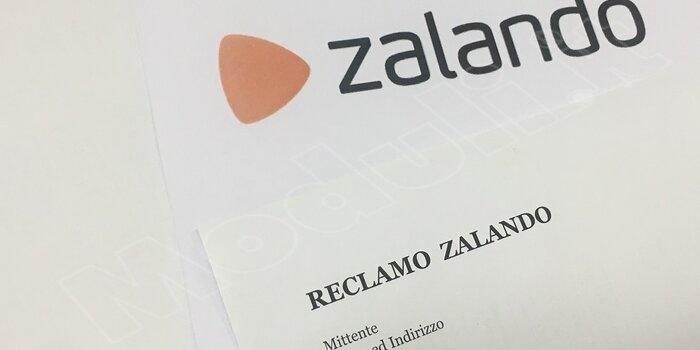 super popular 75b7b 71073 Modulo reclamo Zalando