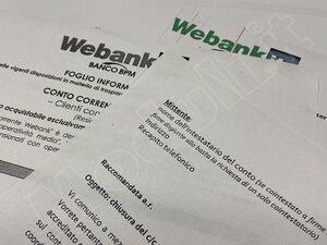 Chiusura Conto Webank Modulo Pdf E Recapiti Per L Assistenza