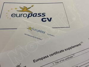 Europass Supplemento al Certificato